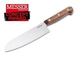 Nóż Santoku Böker Solingen Cottage-Craft
